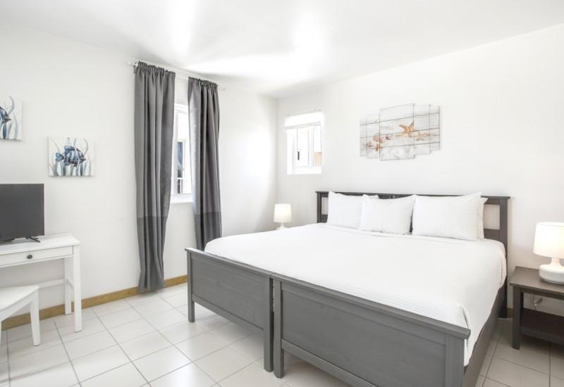 One Bedroom + Studio presentation